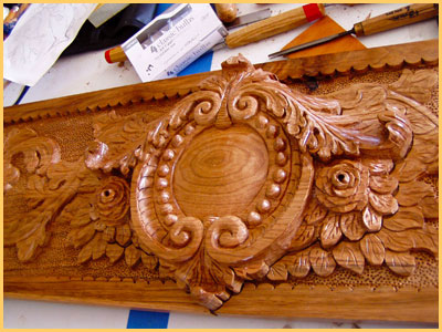 Little House Woodcarving